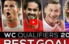 Những bàn thắng đẹp nhất vòng loại World Cup 2018