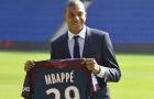 Toàn cảnh Kylian Mbappe ra mắt PSG