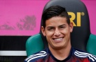 Trước vòng 3 Bundesliga: Lần đầu của James Rodriguez