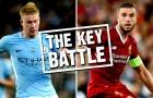 5 điểm nóng quyết định đại chiến Man City - Liverpool