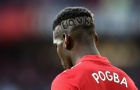 5 'ông hoàng tốc độ' của Man Utd mùa này: Pogba gây sốc