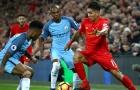 Màn đối đầu nảy lửa giữa Man City và Liverpool mùa trước