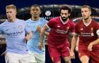 Siêu đội hình kết hợp Man City - Liverpool: Hủy diệt cả trời Âu