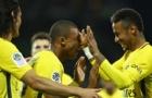 Sự ăn ý giữa Neymar & Mbappe trận gặp Metz