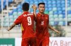 U18 Việt Nam 5-0 U18 Philippines (Giải U18 Đông Nam Á 2017)