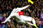 10 bàn thắng chứng tỏ Cristiano Ronaldo là 'siêu nhân'