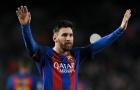 Bàn thắng tranh cãi của Lionel Messi vs Espanyol