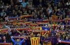CĐV Barca biến Camp Nou thành 'mồ chôn' chủ tịch Bartomeu