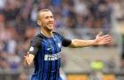 Công thần lập công, Inter tạm leo ngôi nhì bảng