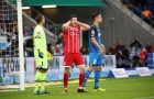 Hùm xám bị Hoffenheim bẻ nanh!