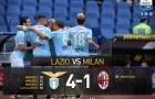 Highlights: Lazio 4-1 AC Milan (Vòng 3 Giải VĐQG Italia)