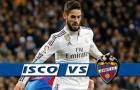 Màn trình diễn của Isco vs Levante
