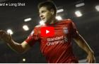 Khả năng sút xa bá đạo của Steven Gerrard