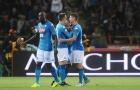 'Lột xác' hiệp hai, Napoli theo sát Juve, Inter