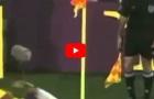 Pha ăn vạ kinh điển của Rivaldo tại World Cup 2002