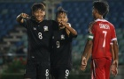 Thái Lan và Malaysia đoạt vé vào bán kết VCK U18 ĐNÁ 2017