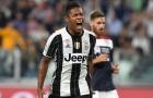 Alex Sandro - Mũi khoan hạng nặng bên hành lang cánh trái của Juve