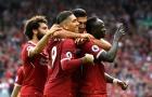 Bảng E Champions League: Thần may mắn ủng hộ Liverpool