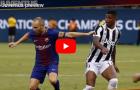 Barcelona làm clip hâm nóng đại chiến Juventus