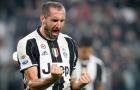Chiellini - Chốt chặng đáng tin cậy của Juventus
