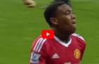 Đúng 2 năm trước, Anthony Martial có màn ra mắt Man Utd hoàn hảo