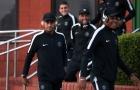 Mbappe & Neymar dẫn đầu đoàn quân PSG đổ bộ Glasgow