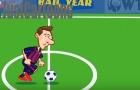 Messi và cơn ác mộng mang tên Buffon