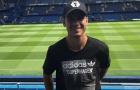 Morata: 'Với kinh nghiệm đã có, tôi tới là để chiến thắng'