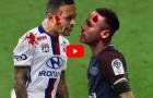 Những lần 'hổ báo' quá mức của Neymar