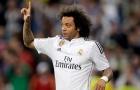 Những pha rê bóng dẻo không khác gì tiền đạo của Marcelo