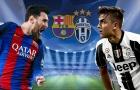 Tất cả bàn thắng 4 trận Barcelona vs Juventus gần nhất