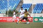 U18 Thái Lan hẹn U18 Việt Nam ở bán kết sau trận hòa Malaysia
