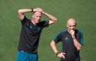 Zidane 'ôm đầu' vì các học trò quá sung