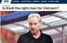 Alfred Riedl, HLV 'chữa cháy' tốt nhất cho tuyển Việt Nam?