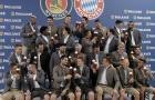 Ancelotti 'chén thù chén tạt' trong lễ hội bia của Hùm xám