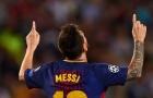 Buffon lại phải kiểm tra chất 'ngoài hành tinh' của Messi