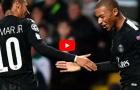 Cặp song sát Neymar Jr - Kylian Mbappe chơi cực hay trước Celtic