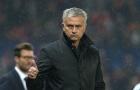 HLV Mourinho giận dữ khi Man Utd chơi bóng như... Playstation