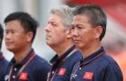 HLV nội thất thế trong cuộc đua vào 'ghế nóng' đội tuyển Việt Nam