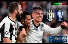 Juventus thể hiện ra sao ở Champions League 2016/17?