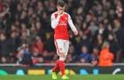 Koscielny trong những ngày đầu gia nhập Arsenal