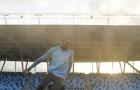 Man City trình làng áo tập mới trước trận khai màn Champions League