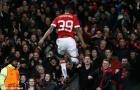 Marcus Rashford và bàn thắng ra mắt Man Utd