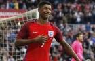 Marcus Rashford và bàn thắng ra mắt tuyển Anh