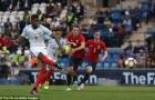 Marcus Rashford và bàn thắng ra mắt U21 Anh