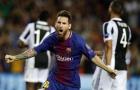 Messi thăng hoa với cú đúp, Barca đè bẹp Juventus tại Camp Nou