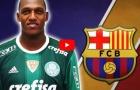 Tài năng đặc biệt của Yerry Mina - Palmeiras