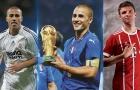 Vào ngày này |13.9| Siêu hậu vệ Ý và siêu tiền đạo Đức cùng chào đời