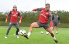 Wilshere tập cật lực, sẵn sàng tái xuất ở Europa League