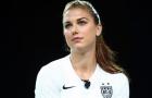 10 nữ cầu thủ xinh đẹp nhất